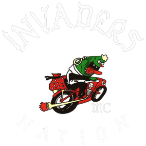 Invaders Patch Logo